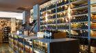 wine cellar at Park Hotel Vitznau