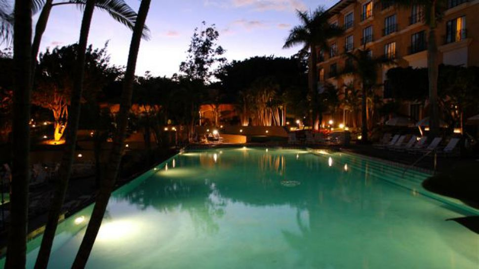 Costa Rica Marriott Hotel San Jose Central Valley Costa Rica