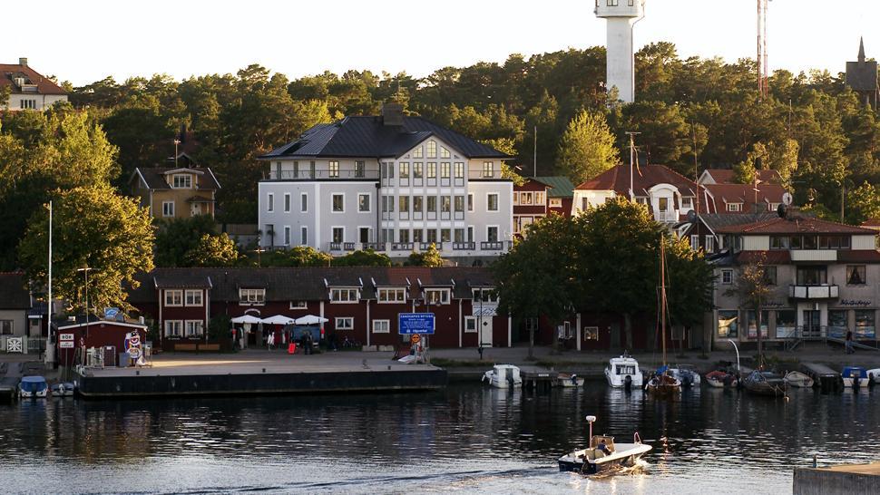 Sands Hotell - Sandhamn, Sweden