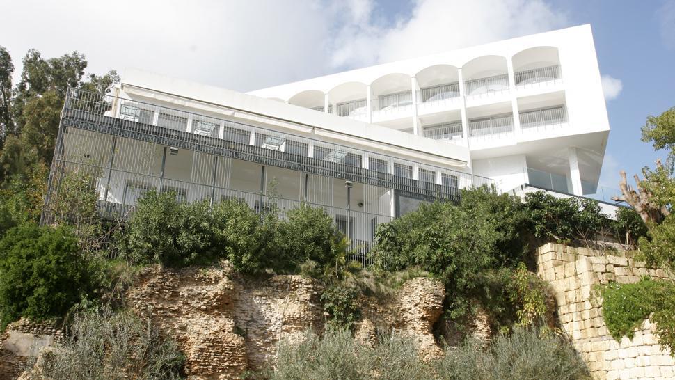 Villa Didon - Carthage Byrsa, Tunisia