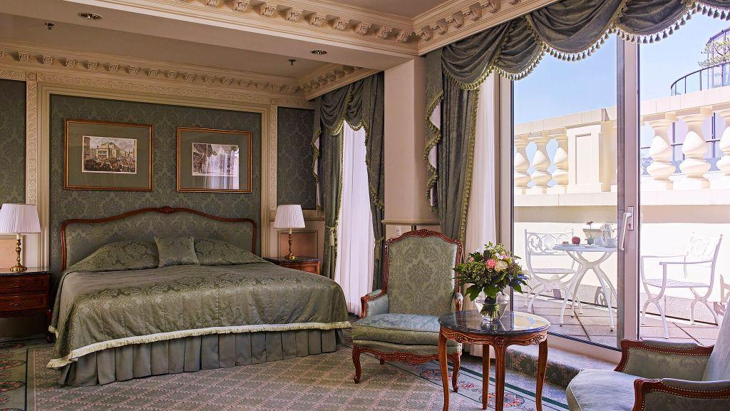 Grand Hotel Wien Vienna Austria