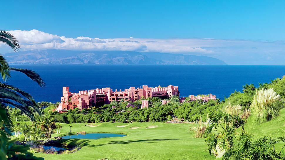 Abama Golf & Spa Resort - Guía de Isora, Spain