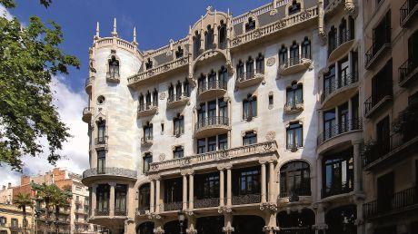 Hotel Casa Fuster - Barcelona, Spain