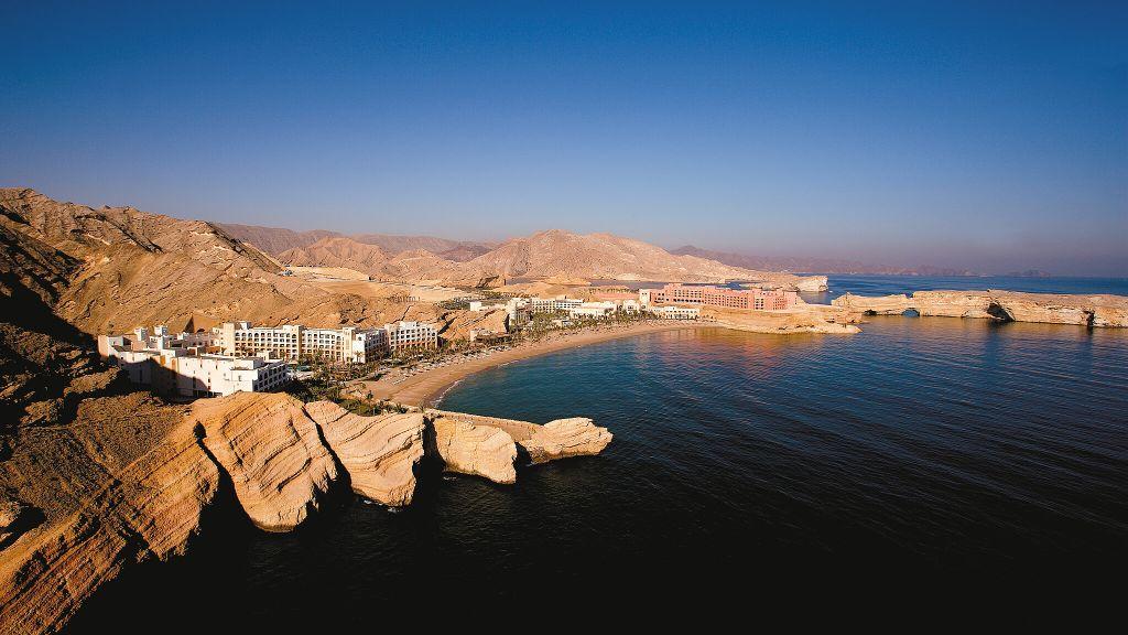 Shangri-La Barr Al Jissah Resort & Spa - Al Husn Hotel - Muscat, Oman