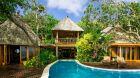 Villa exterior private pool