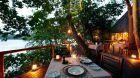 Main Bure Restaurant Deck