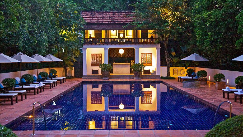 The Rachamankha, Chiang Mai, Thailand
