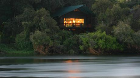 The Islands of Siankaba Lodge - Victoria Falls, Zambia