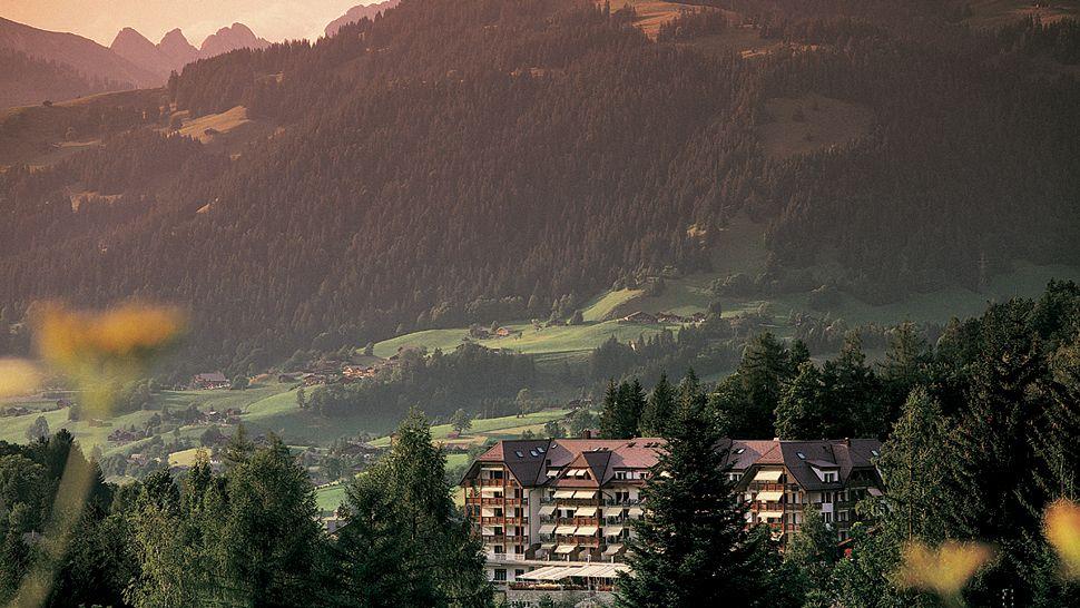 Grand Hotel Park, Gstaad — Gstaad, Switzerland