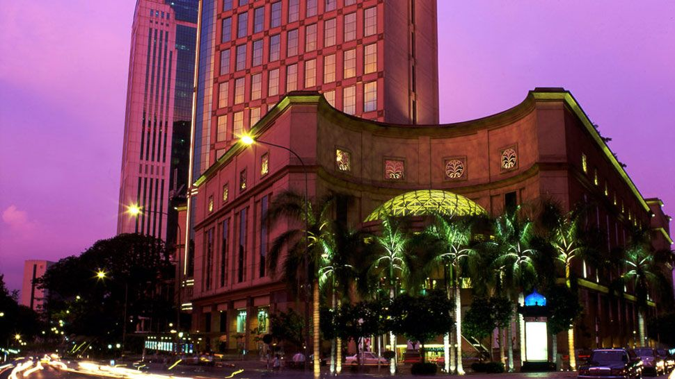 JW Marriott Kuala Lumpur - Kuala Lumpur, Malaysia