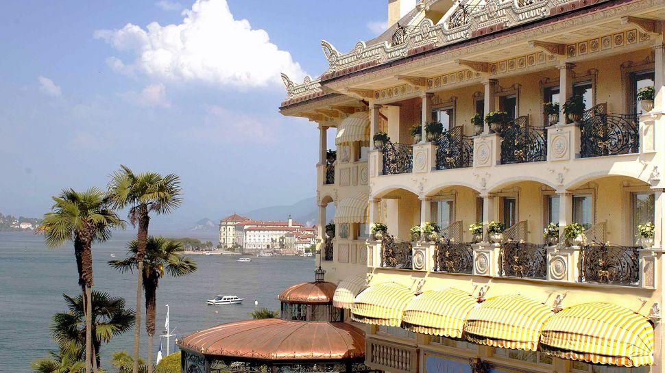 Villa e Palazzo Aminta Beauty and SPA - Stresa, Italy