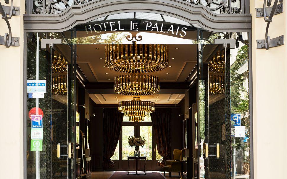 Le palais art hotel prague prague czech republic for Art hotel prague