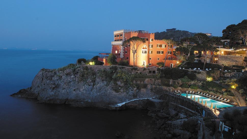 Mezzatorre Resort & Spa — Ischia Island, Italy