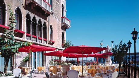 Bauer Hotel - Venice, Italy