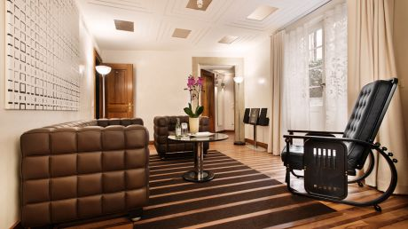 Widder Hotel - Zurich, Switzerland