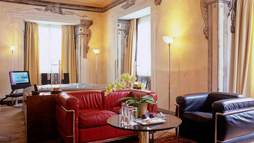 Widder Hotel — Zurich, Switzerland