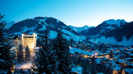Gstaad Palace - Gstaad, Switzerland