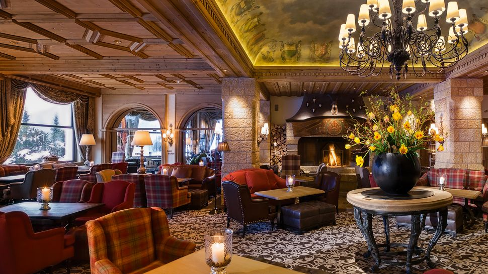 Advantages Of Credit Card >> Gstaad Palace, Bern, Switzerland