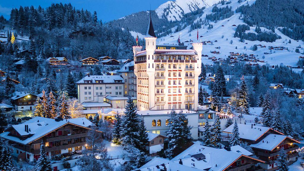Gstaad Hotel, Switzerland
