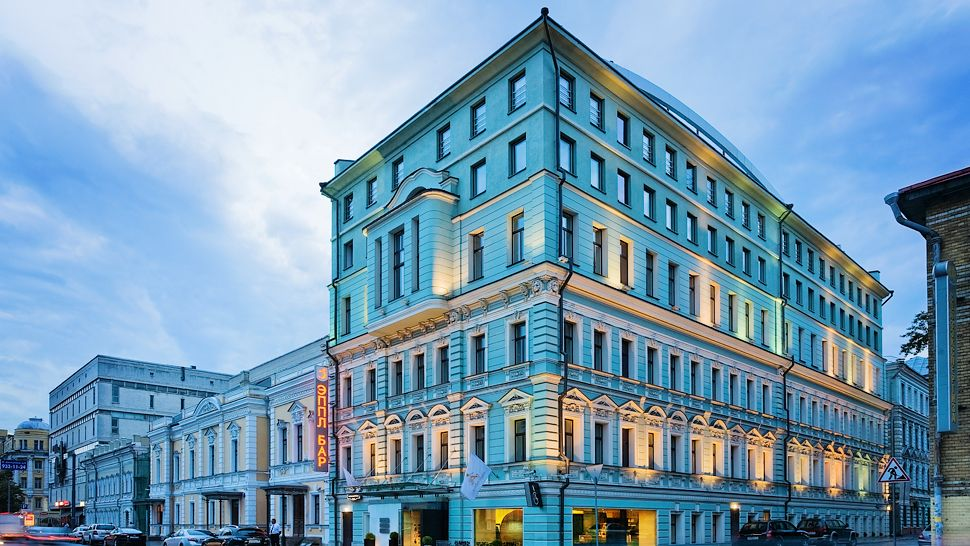 Golden Apple Hotel — Moscow, Russia