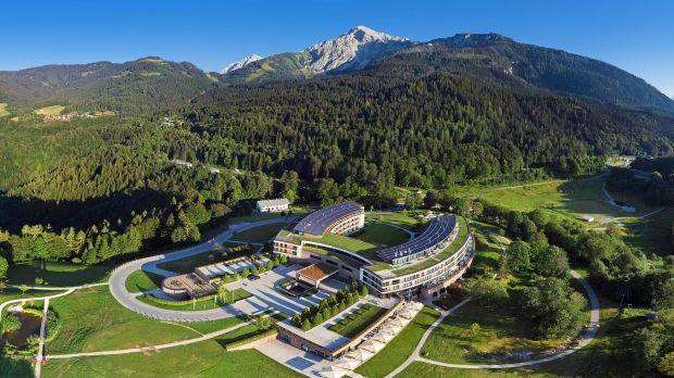 Kempinski Hotel Berchtesgaden — Berchtesgaden, Germany