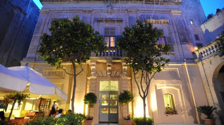 The Xara Palace Relais & Chateaux - Mdina, Malta