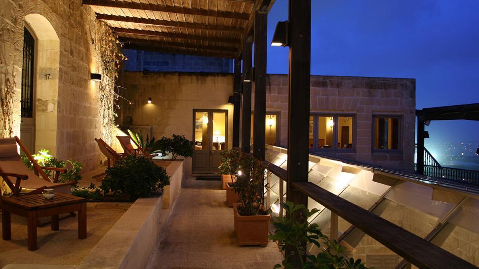 The Xara Palace Relais & Chateaux — Mdina, Malta