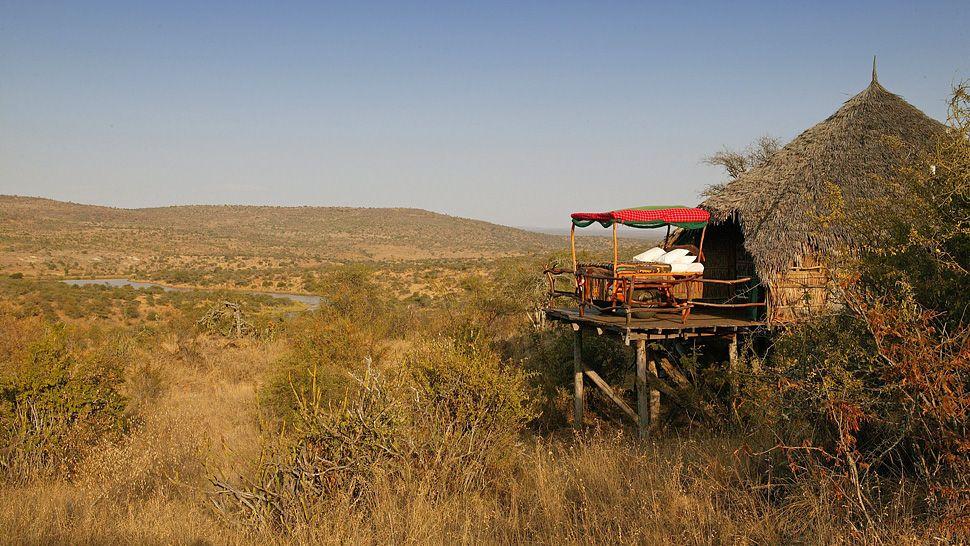 Loisaba — Laikipia District, Kenya