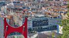 exterior city views