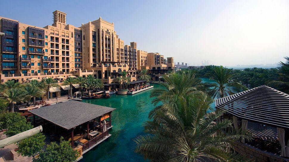 Jumeirah Mina A Salam - Madinat Jumeirah — Dubai, United Arab Emirates
