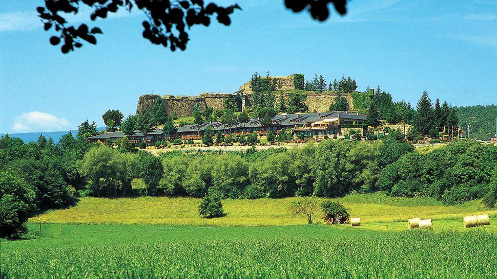 El Castell de Ciutat - La Seu d'Urgell, Spain