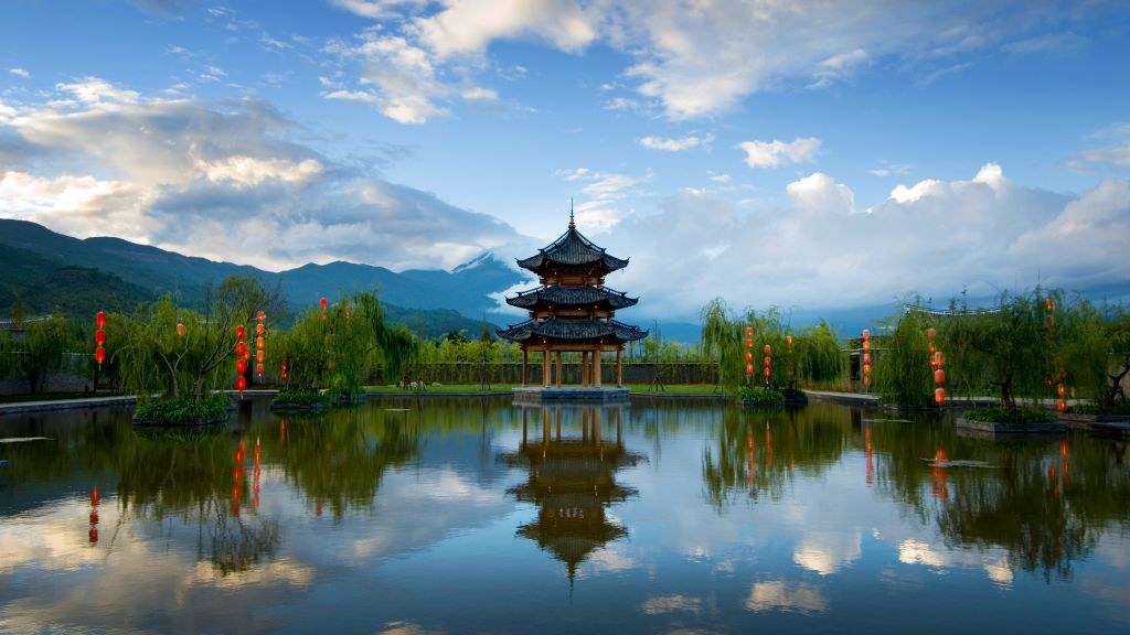 Banyan Tree Lijiang — Lijiang, China