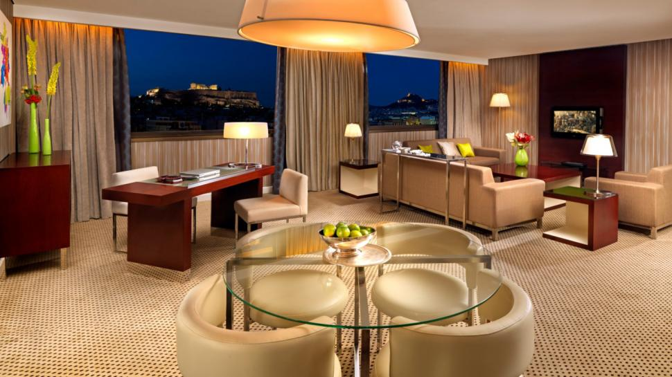 Athenaeum InterContinental Athens — Athens, Greece