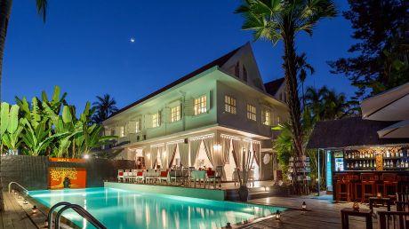Maison Souvannaphoum Hotel - Luang Prabang, Lao PDR
