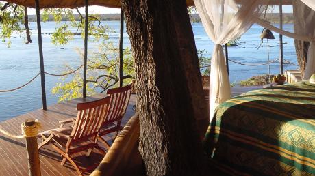 Tongabezi Lodge - Victoria Falls, Zambia