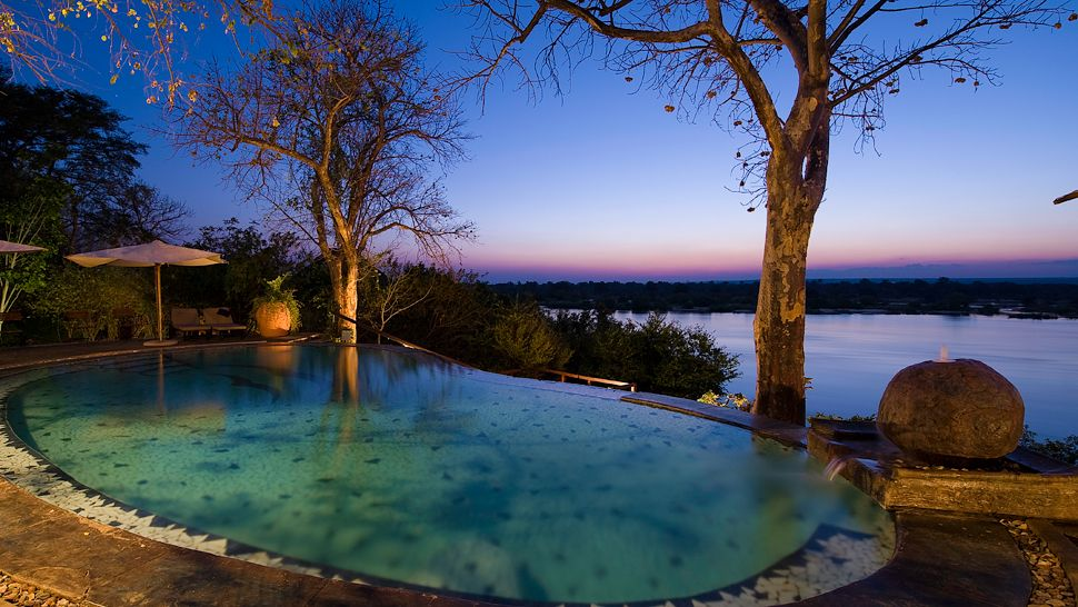 The River Club - Victoria Falls, Zambia