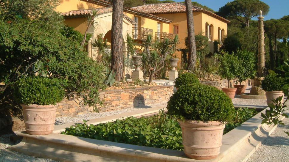 Villa Marie - Saint-Tropez, France