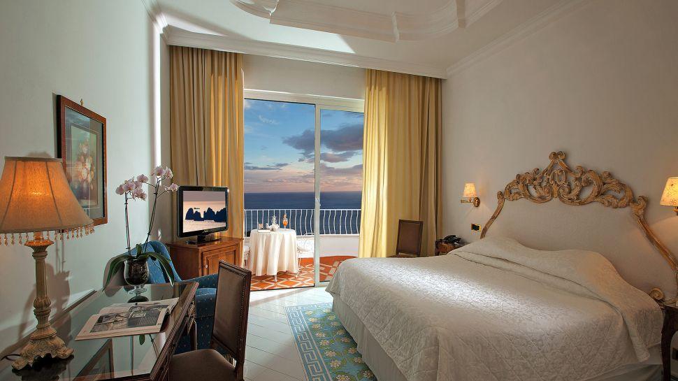 Grand Hotel Quisisana - Capri, Italy
