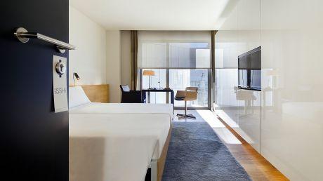 Hotel Omm - Barcelona, Spain