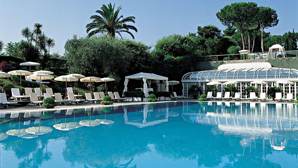 Rome Cavalieri, Waldorf Astoria Hotels & Resorts — Rome, Italy
