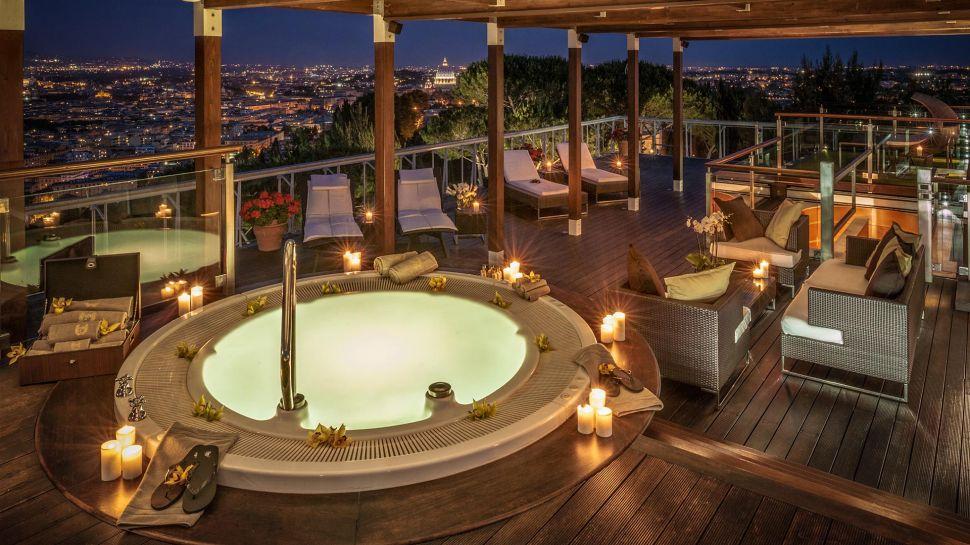 Cavalieri Hotel Rome Spa