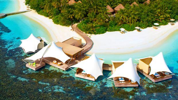 W Retreat & Spa Maldives — Fesdu Island, Maldives
