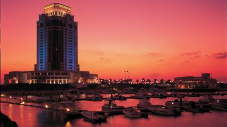 The Ritz-Carlton, Doha - Doha, Qatar