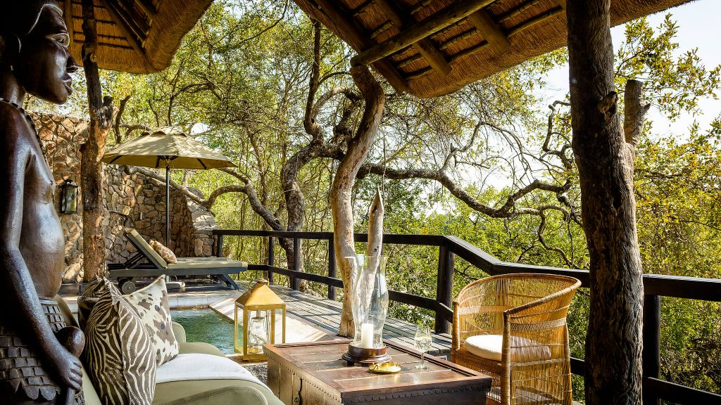 Singita Ebony Lodge - Sabi Sand Reserve, South Africa