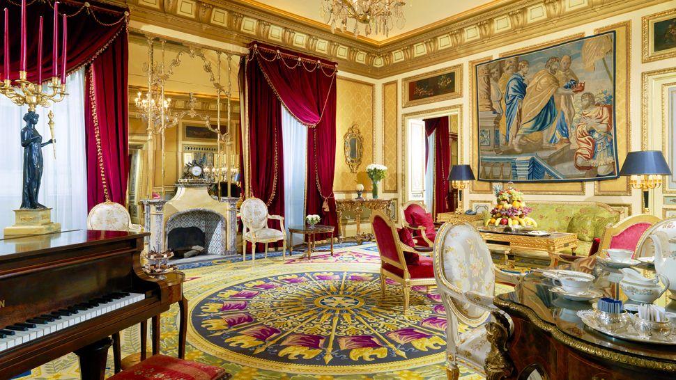 The St Regis Rome Lazio Italy