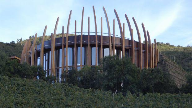 Lapostolle Residence — Santa Cruz, Chile