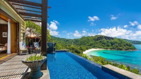 Maia Luxury Resort Spa Seychelles Mahe Seychelles