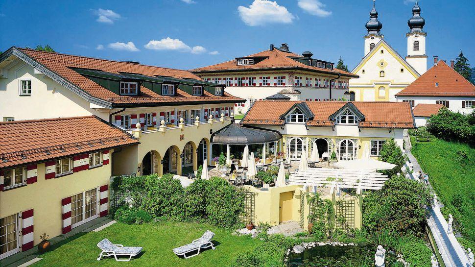 Residenz Heinz Winkler - Aschau im Chiemgau, Germany