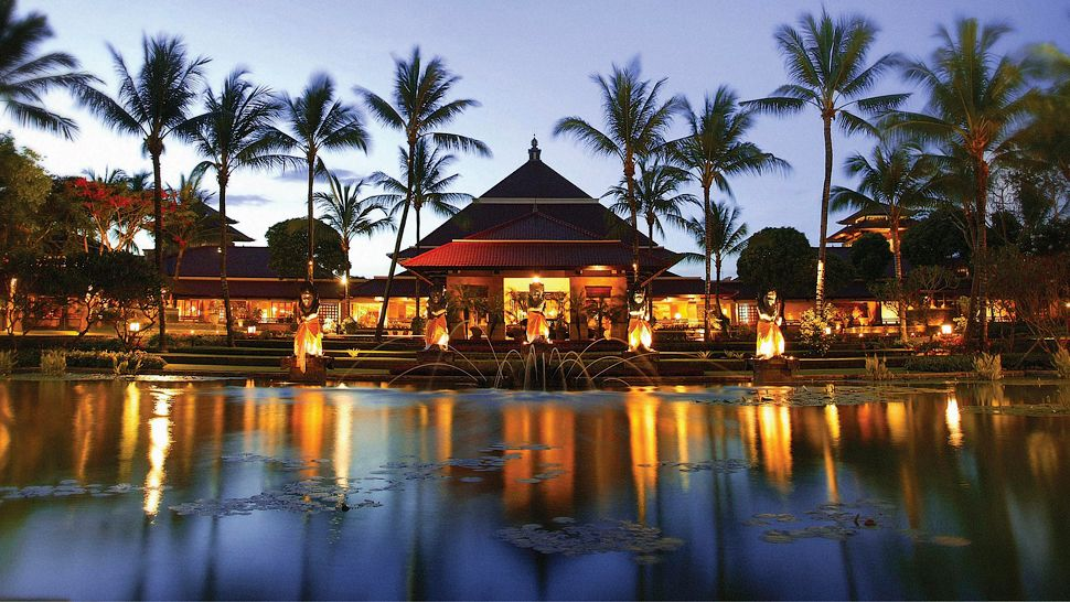Intercontinental bali resort denpasar bali for Indonesia resorts bali