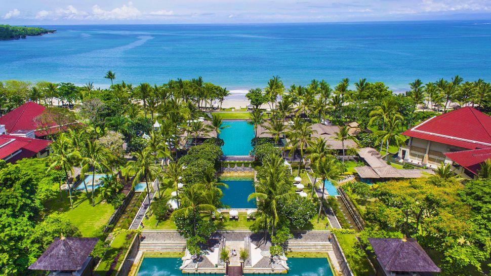 InterContinental Bali Resort — Jimbaran, Indonesia